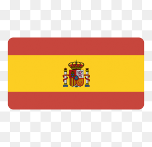 Spain, Flag, Flags Icon Free Of Flat Europe Flag Icons - Spain Flag PNG