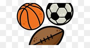 Sports Balls Clip Art Sports Balls Silhouette - Free Sports Clipart