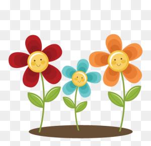 Summer Flowers Scrapbook Title Summer Sun - Summer Flowers PNG