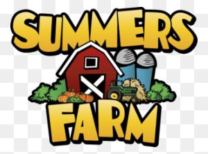 Summers Farm - Corn Maze Clipart
