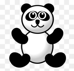 Teddy Bear Black And White Free Clipart Teddy Bear Outline - Teddy Bear Clip Art Free