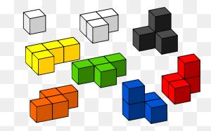Tetris Tetris Friends Diy Welsh Tetris Worlds - Experience Clipart