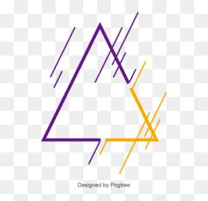 Triangle Border,border,frame Vector Set,frame,frame Vector - Frame Vector PNG