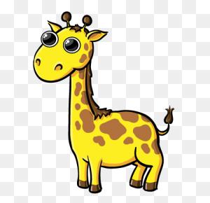 Tropical Animals Clip Art, Zoo Animal, Cartoon Animal, Wild Animal - Free Zoo Animal Clipart