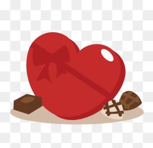 Valentine's Day Clipart Valentine Chocolate - Cute Valentines Day Clipart