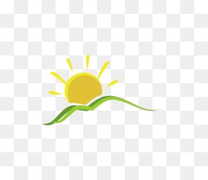 Vector Sun Mountain Brush Logo Download Art Logos Vector Logos - Mountain Logo PNG