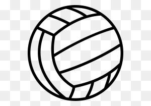Volleyball T Shirt Designs Clip Art Image Information - Volleyball Ball Clipart