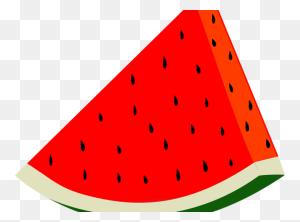 Watermelon Clipart Watermelon Slice - Watermelon Clipart Black And White
