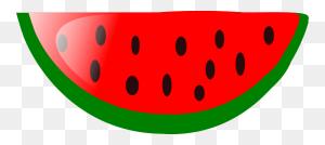 Watermelon Free Stock Photo Illustration Of A Watermelon Slice - Watermelon Slice PNG