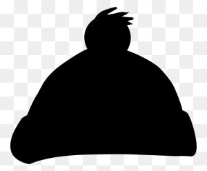 Winter Hat Png Black And White Transparent Winter Hat Black - Winter Images Clip Art