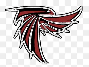 Winters Mill High School Grindstone Wrestling Club - Falcons Logo PNG