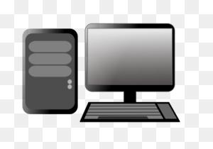 Workstation Computer Cases Housings Desktop Computers Download - Workstation Clipart