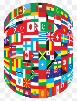 World Flag World Flag Flags Of The World Globe - World Flags Clipart