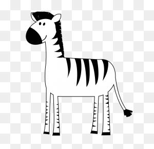 Zebra Clip Art - Zebra Clipart