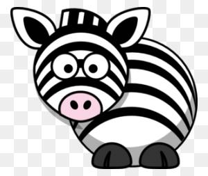 Zebra Png, Clip Art For Web - Zebra Clipart Black And White