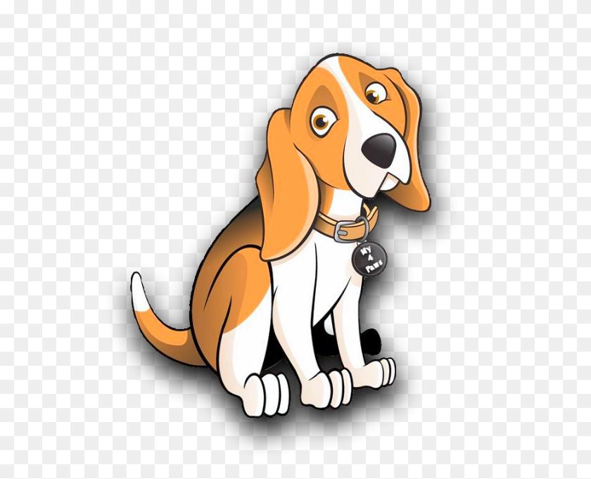 564x621 Sad Dog PNG