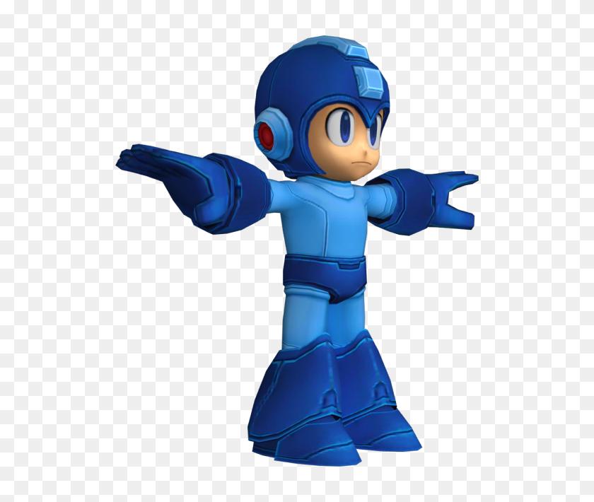 750x650 Mega Man PNG