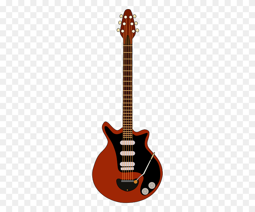 Steel Guitar Clip Art