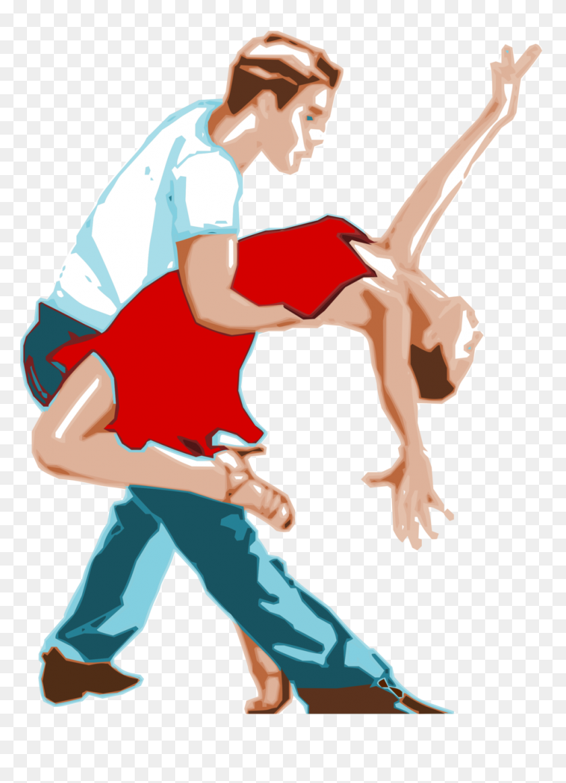 Swing Dance Clip Art