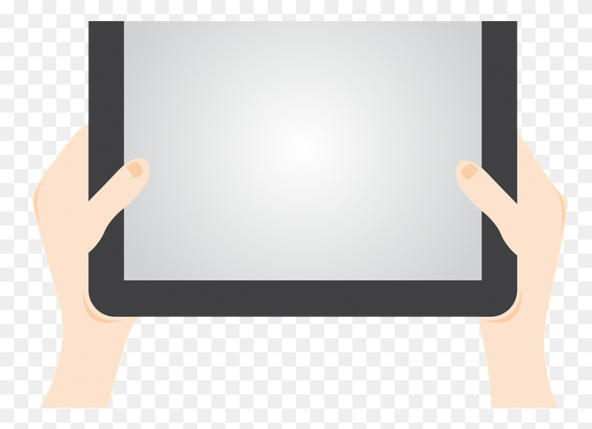 851x600 Tablet PNG