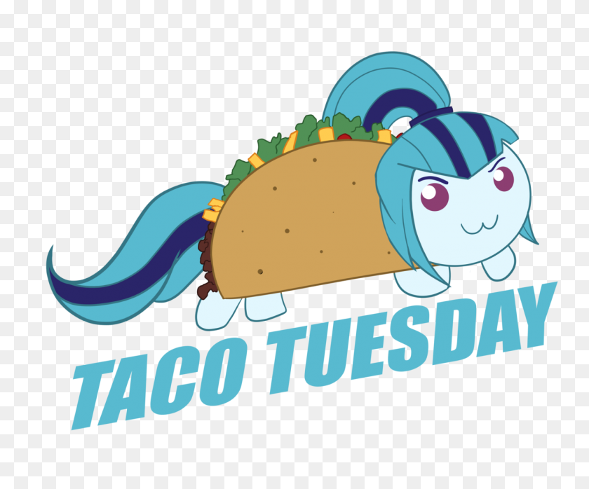 1250x1024 Taco Tuesday PNG