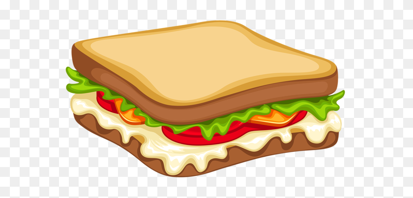 Unhealthy Food Clipart