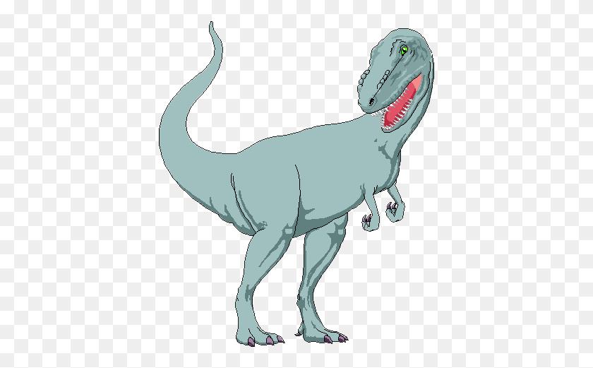 390x461 Free Dinosaur Clipart