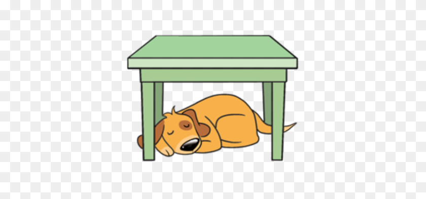 A Cat Laying Down Clip Art - Sleeping Dog Clipart