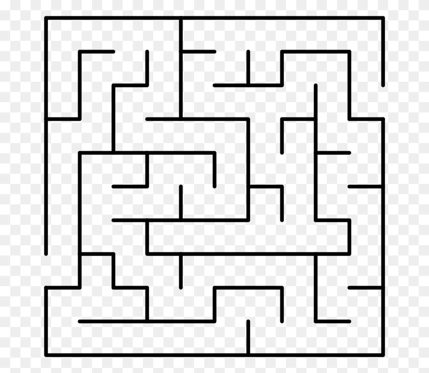 A Mathematician Solves A Maze Noah B Prince - Maze PNG