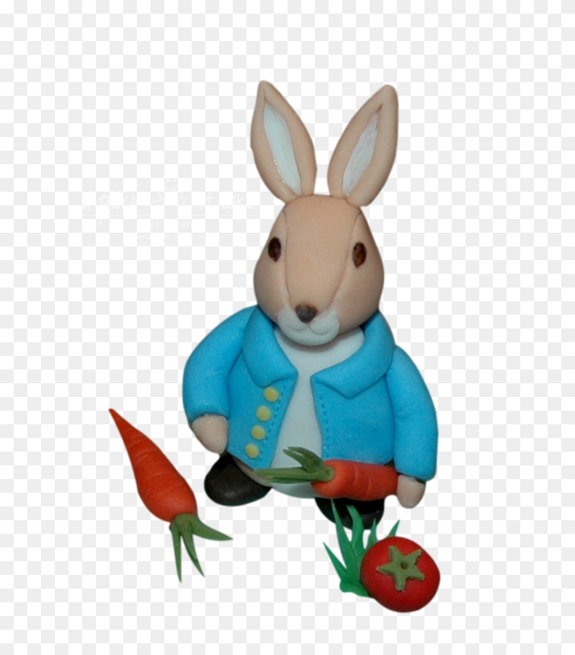 A Piece Of Cake Custom Figurines - Peter Rabbit PNG