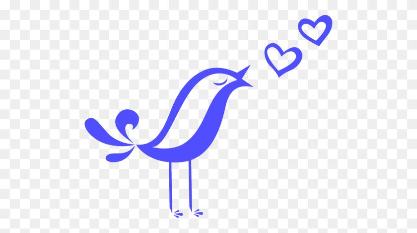A Singing Bird - Bird Singing Clipart