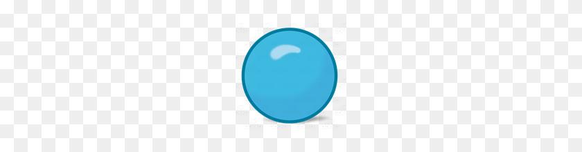 Abeka Clip Art Blue Gumball - Gumball Clipart