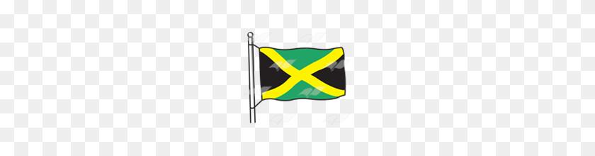 Jamaica Flag Png Transparent Images - Jamaica Flag PNG