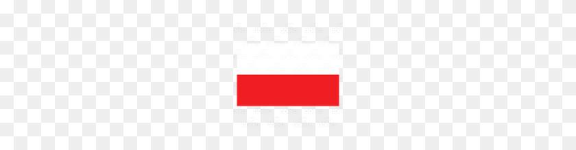 Abeka Clip Art Poland Flag - Polish Flag Clipart