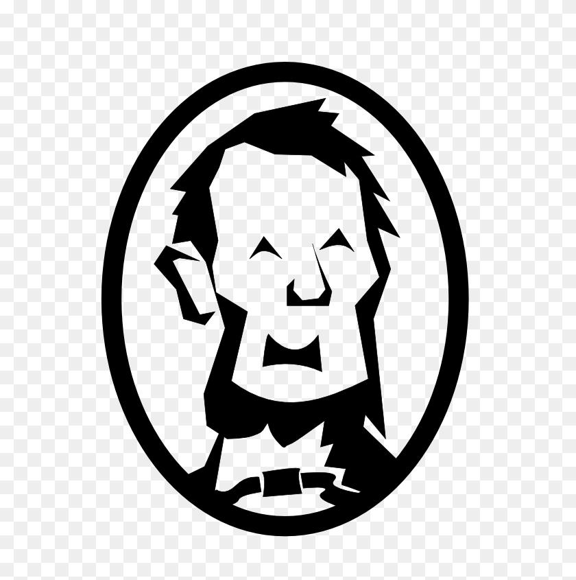 Abraham Lincoln Abraham Lincoln Lincoln, Abraham - Civil War Clipart Black And White