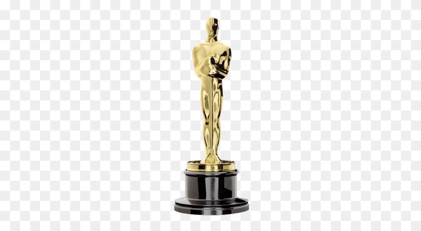 Academy Award Transparent Png - Oscar Statue PNG
