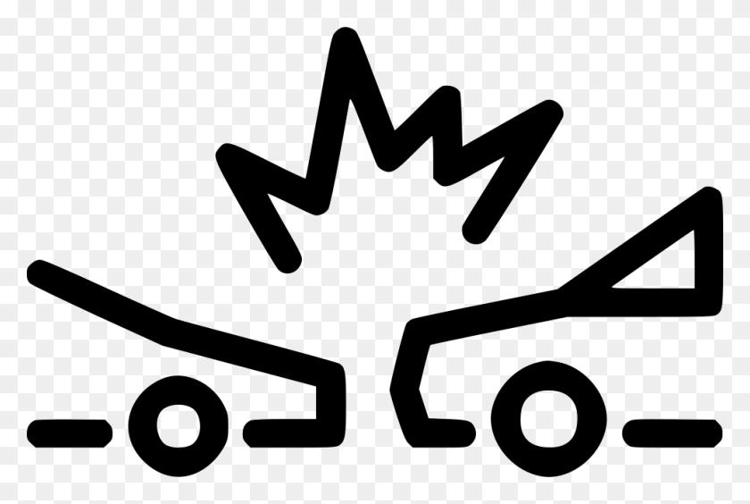 Accident Car Crash Collision Insurance Png Icon Free Download - Car Crash PNG