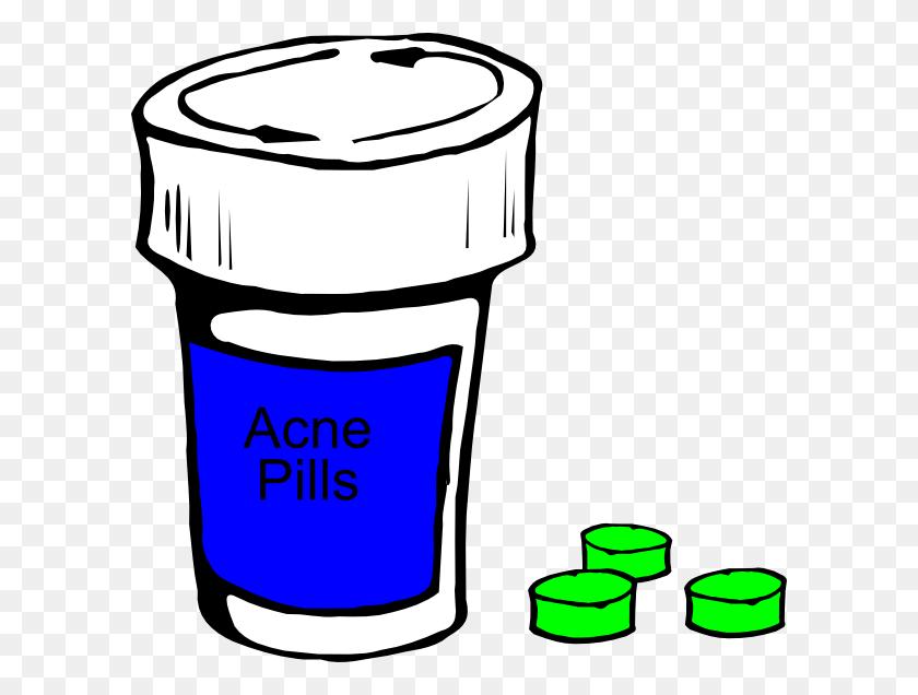 Acne Cliparts - Puberty Clipart