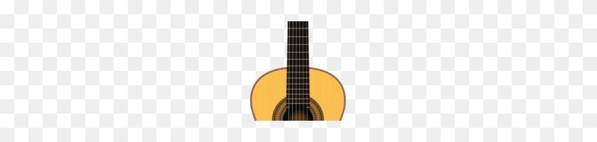 Acoustic Guitar Clipart Acoustic Guitar Clip Art Free Vector - Guitar Clip Art Free