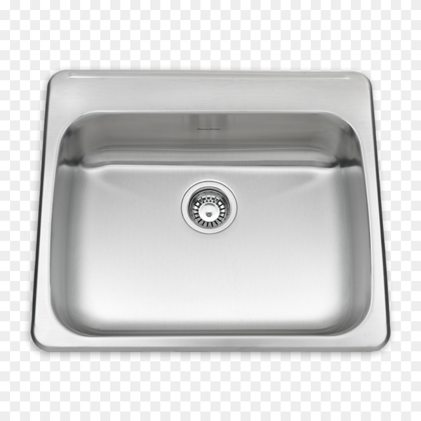 Ada Single Bowl Inch Gauge Kitchen Sink - Kitchen Sink PNG