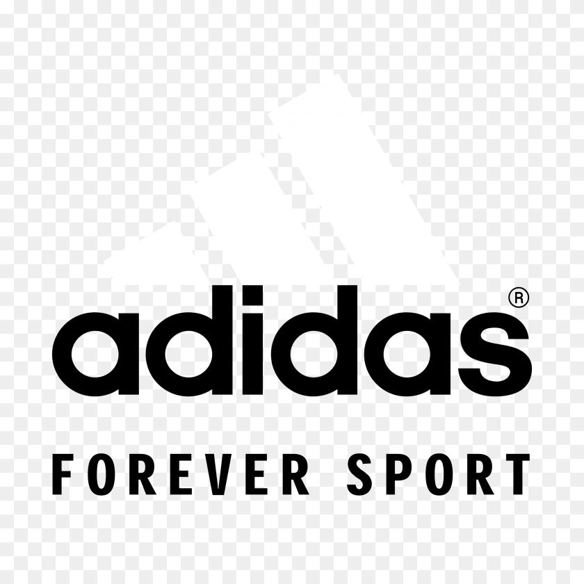 Adidas Logo Png Transparent Vector - White Adidas Logo PNG