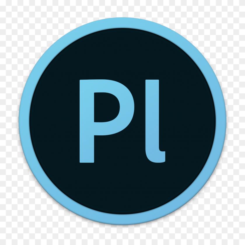 Adobe Pl Icon Adobe Cc Circles Iconset Killaaaron - Adobe Icon PNG
