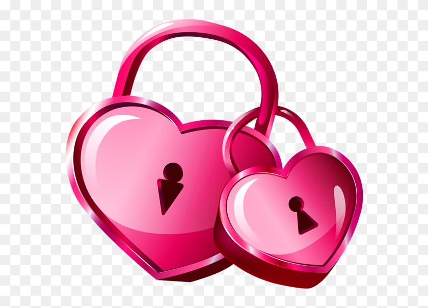 Adore Key Lock - Lock Clipart