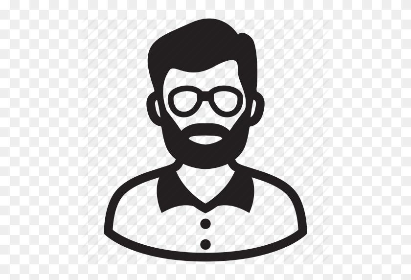 Adult, Avatar, Beard, Business, Man, Profile, Steve Jobs Icon - Steve Jobs PNG