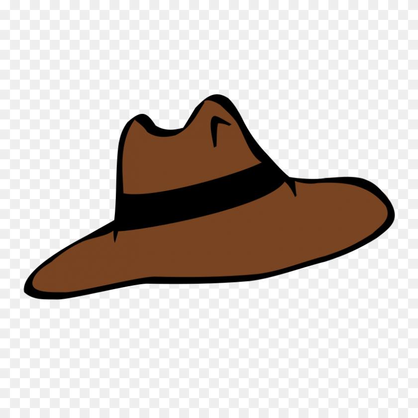 800x800 Adventure Clipart Detective Hat - Believe Clipart