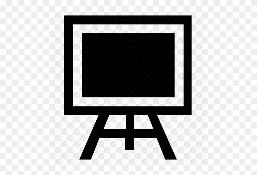 Advertising Stand, Banner Stand, Billboard, Blackboard Stand - Chalkboard Banner Clipart