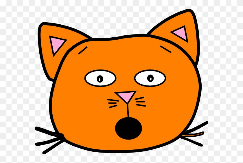 Afraid Orange Clip Art - Afraid Clipart