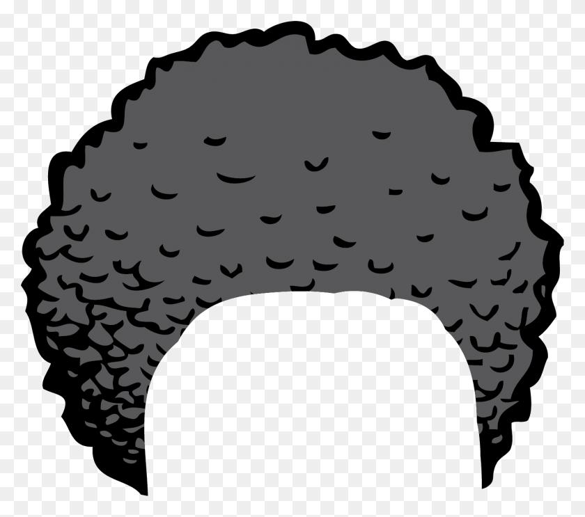 Afro Clipart - Rastafarian Clipart