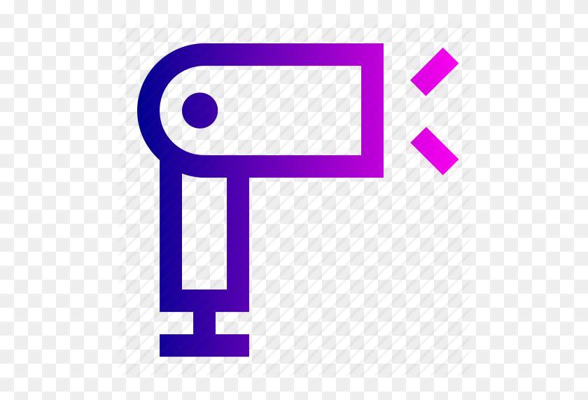Air, Blower, Leaf, Vacuum Icon - Leaf Blower Clipart