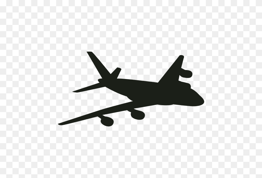 Airbus Airplane In Flight Silhouette Airplane Silhouette Png Stunning Free Transparent Png Clipart Images Free Download